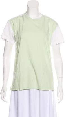 Marc by Marc Jacobs Colorblock Crew Neck T-Shirt