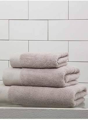 Frette Diamond Border Egyptian Cotton Bath Sheet