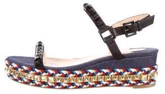 Christian Louboutin Cataclou Studded Sandals