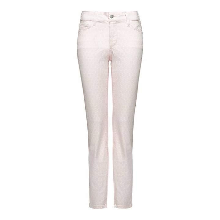 Pink Dots Clarissa Ankle Grazer Cotton Stretch Jeans
