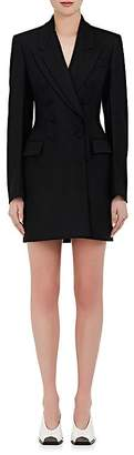 Stella McCartney Women's Wool-Blend Tuxedo-Style Dress