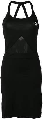 Puma stretch logoed vest