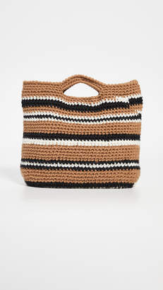 Caterina Bertini Crochet Tote