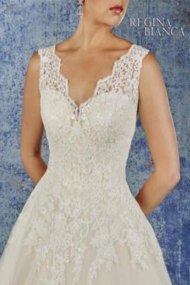 Spybaby Bride Ballroom Bridal Gown