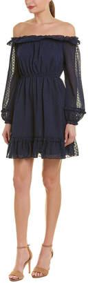Harper Rose Off-The-Shoulder A-Line Dress