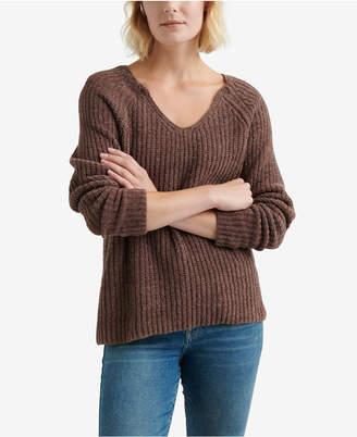 Lucky Brand Oversized Chenille Sweater