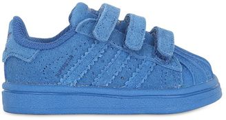 Superstar Supercolor Leather Sneakers