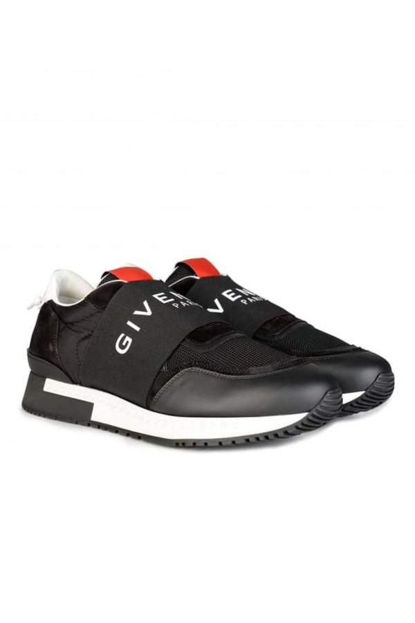 GivenchyTapeLogoSneakers