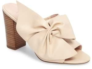 AVEC LES FILLES Marie Bow Slide Sandal