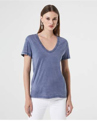 AG Jeans The Henson Tee - Sunbaked Serenity Blue