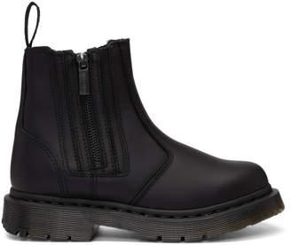 Dr. Martens Black 2976 Alyson Zip Boots