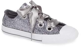 Converse Chuck Taylor(R) All Star(R) Glitter Big Eyelet Ox Sneaker