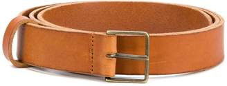 Forte Forte narrow classic belt