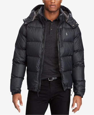 Polo Ralph Lauren Men Water-Repellent Down Jacket