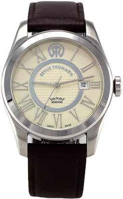 Revue Thommen Men's 103.01.01 Millennium Classic Swiss Made Mechanical Automatic Watch