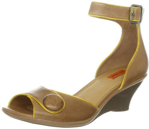 Miz Mooz Women's Cannon Wedge Sandal