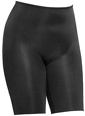 Spanx Women's Plus Power Conceal-Her Extended Length Power Panty