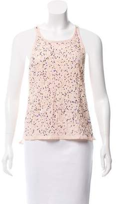 Walter Baker Carmen Embellished Top w/ Tags