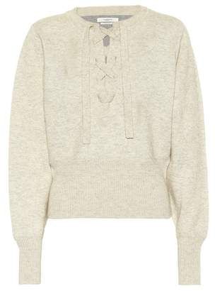 Etoile Isabel Marant Isabel Marant, Étoile Lace-up sweater