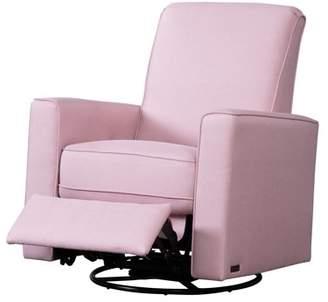Devon & Claire Keeley Swivel Glider Recliner, Pink