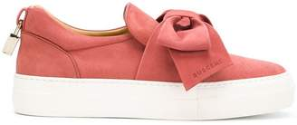 Buscemi bow detail sneakers