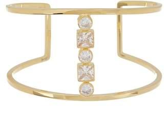 Cole Haan 5 CZ T-Cuff Bracelet