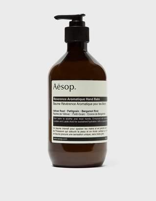 Aesop Reverence Aromatique Hand Balm 500mL