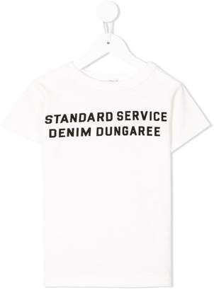 Denim Dungaree Standard Service T-shirt