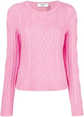 Blugirl cable knit sweater