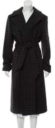 Ralph Lauren Cashmere Checkered Coat Cashmere Checkered Coat