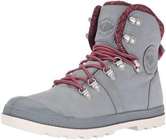 Palladium Boots Womens Women's Pallabroue Hikr LP Chukka Boot,6 M US