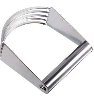 mtqsun Stainless Steel 5 Sturdy Blades Craft Dough Pastry Baking Cutter Mixer Bread Tool Use for Kitchen
