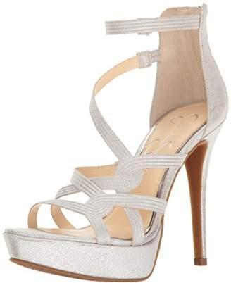 Jessica Simpson Women's Bellanne Heeled Sandal