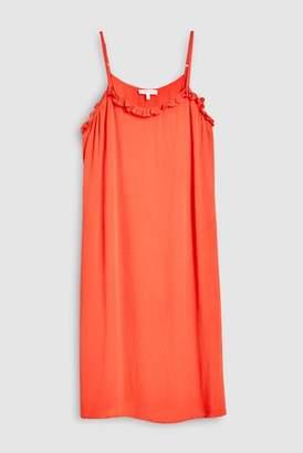 Next Womens Animal Print Midi Slip Dress