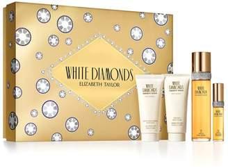 Elizabeth Taylor White Diamonds Eau de Toilette 100ml Christmas Gift Set for Her