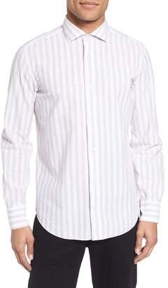 Billy Reid John T Slim Fit Sport Shirt