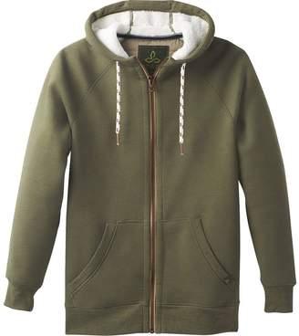 Prana Lifestyle Lined Full-Zip Hoodie - Men's