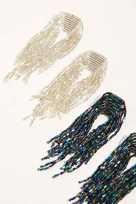 Free People Forever Shine Beaded Earrings