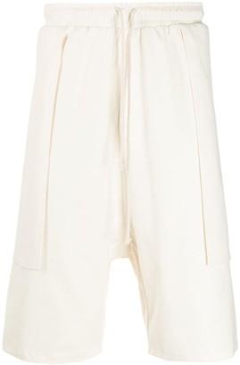 Alchemy flap pocket shorts