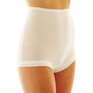 8ee376770d24f at JCPenney · JCPenney Underscore Cotton Band Leg 3 Pair Knit Brief Panty  2819813