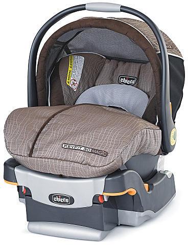 Chicco KeyFit 30 Magic Infant Car Seat - Rattania