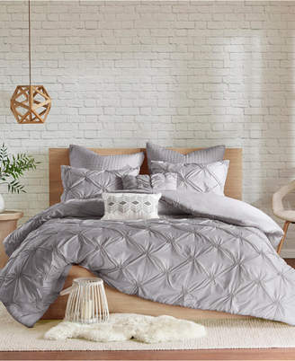 Urban Habitat Talia 7-Pc. King/California King Duvet Cover Set Bedding