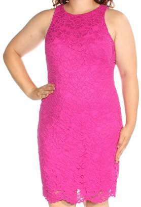 aa96fcd3d3 Ralph Lauren Ralph Womens Lace Sheath Casual Dress
