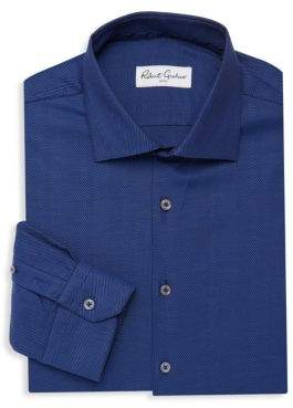 Robert Graham Lambert Chevron Dress Shirt