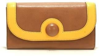 Orla Kiely Structured Big Fold Purse Wallet