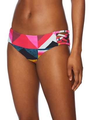 Billabong Women's Burn Wild Lowrider Bikini Bottom