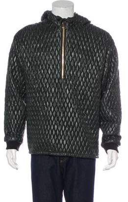 Dolce & Gabbana Quilted Popover Jacket