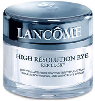 Lancôme High Resolution Eye Refill3X Triple Action Antiwrinkle Eye Cream
