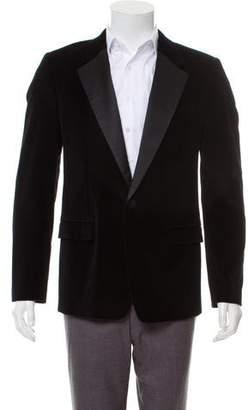 Marc Jacobs Velvet Tuxedo Jacket