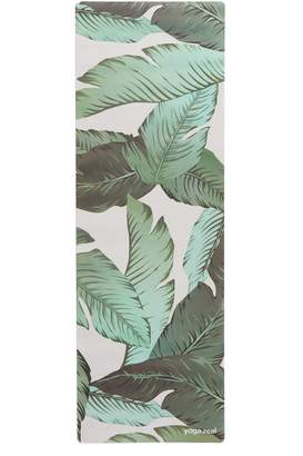 Equipment YOGA ZEAL Banana Leaf Print Yoga Mat